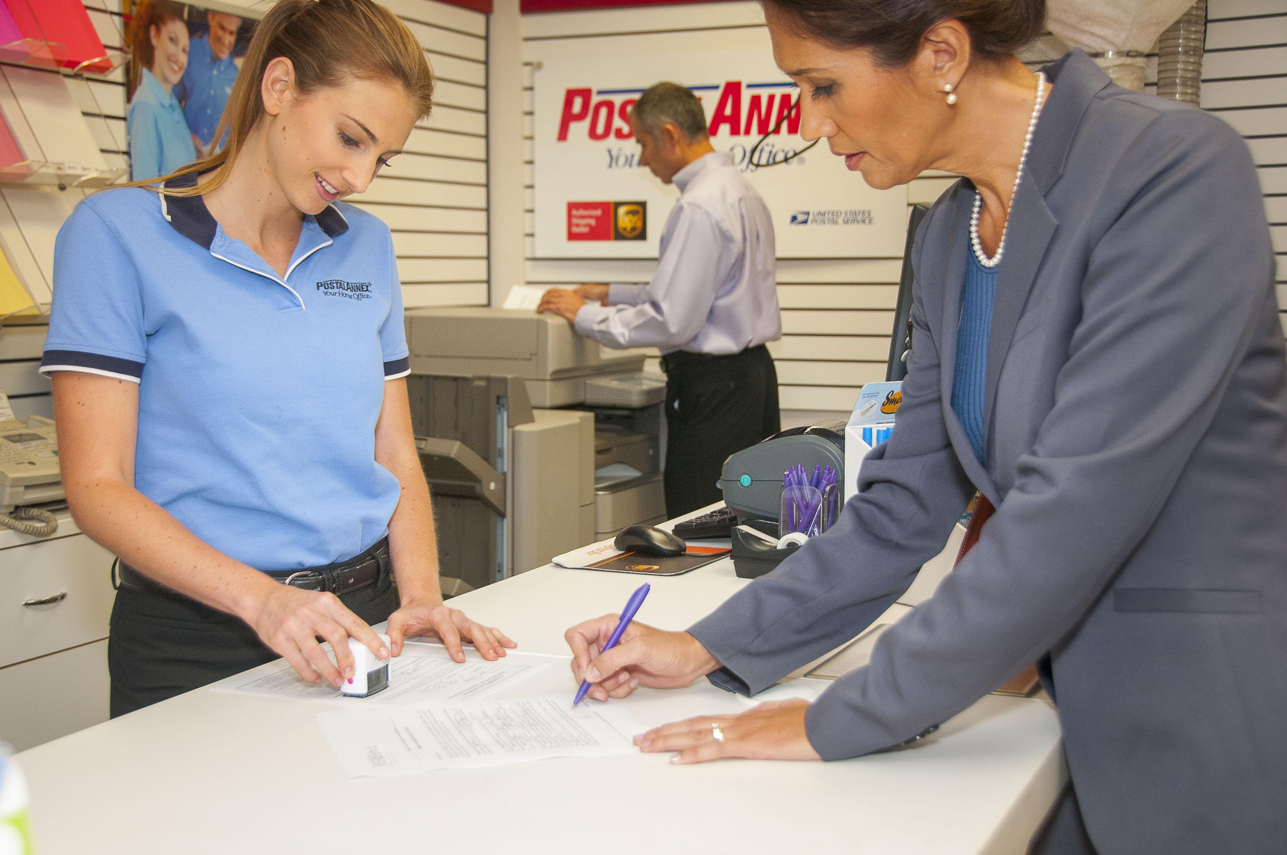 Postal Annex Franchising
